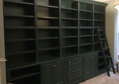 The Emerald Bookcase