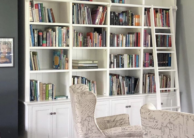 The Rocky French Provincial Bookcase