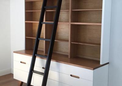 The Cremmorne bookcase